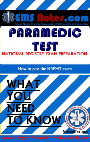 Paramedic Study Guide
